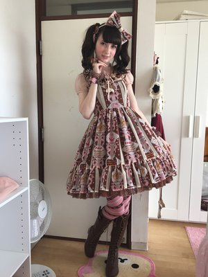 mintkismet's 「Angelic pretty」themed photo (2016/10/13)