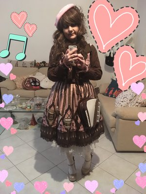 Fantasmiki's 「valentine-coordinate-contest-2018」themed photo (2018/02/08)