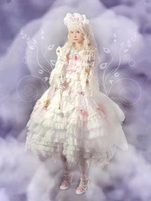 Yushiteki's 「Angelic pretty」themed photo (2018/02/08)