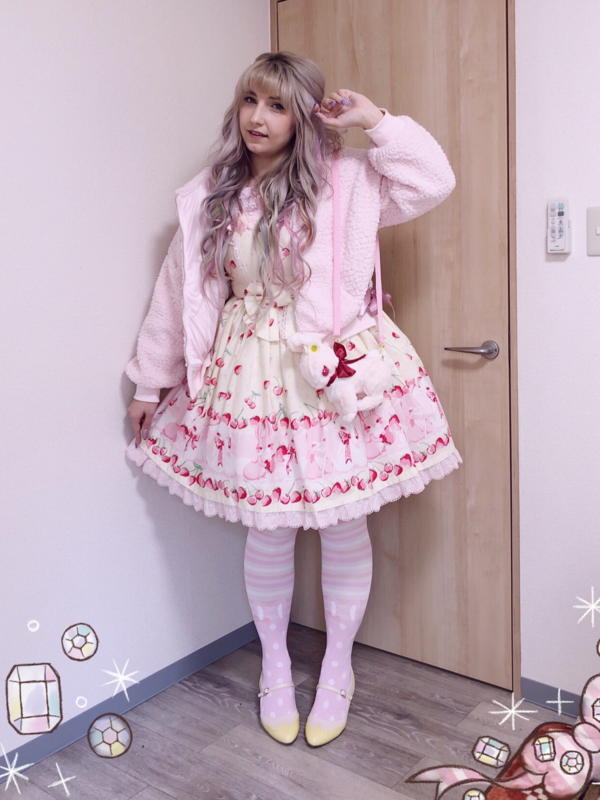 是bububun以「Angelic pretty」为主题投稿的照片(2018/02/08)