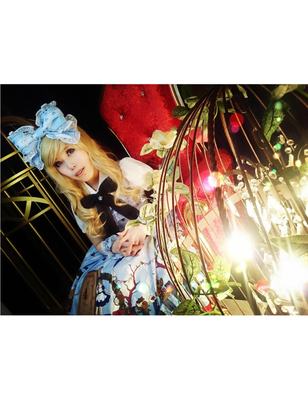 Ivital's 「Lolita」themed photo (2018/02/08)