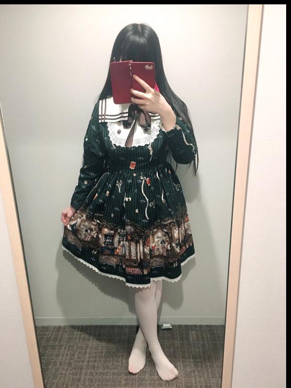 是TheVioletRabbit以「Lolita」为主题投稿的照片(2018/02/09)