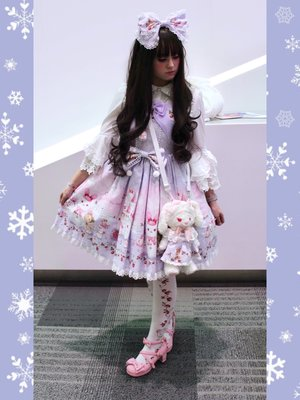 Pixyの「Lolita」をテーマにしたコーディネート(2018/02/10)
