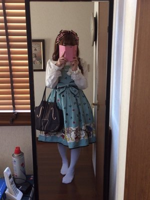 momo♡'s 「エミキュ」themed photo (2016/10/15)