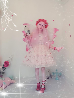 是Mew Fairydoll以「Angelic pretty」为主题投稿的照片(2018/02/10)