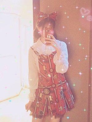 死肥lo's 「Lolita」themed photo (2018/02/10)