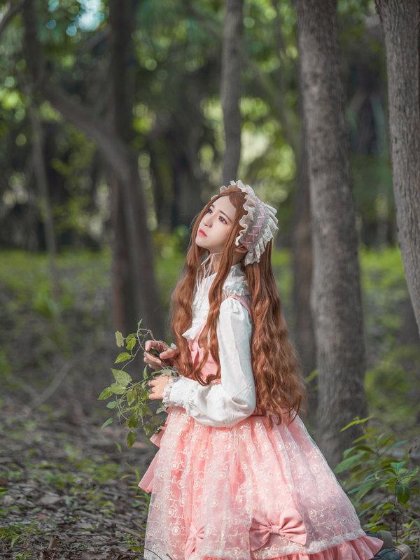 是LS像糖一样以「Lolita」为主题投稿的照片(2018/02/11)