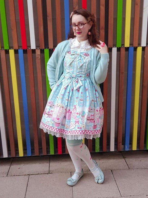 是Cupcake Kamisama以「Angelic pretty」为主题投稿的照片(2016/10/16)
