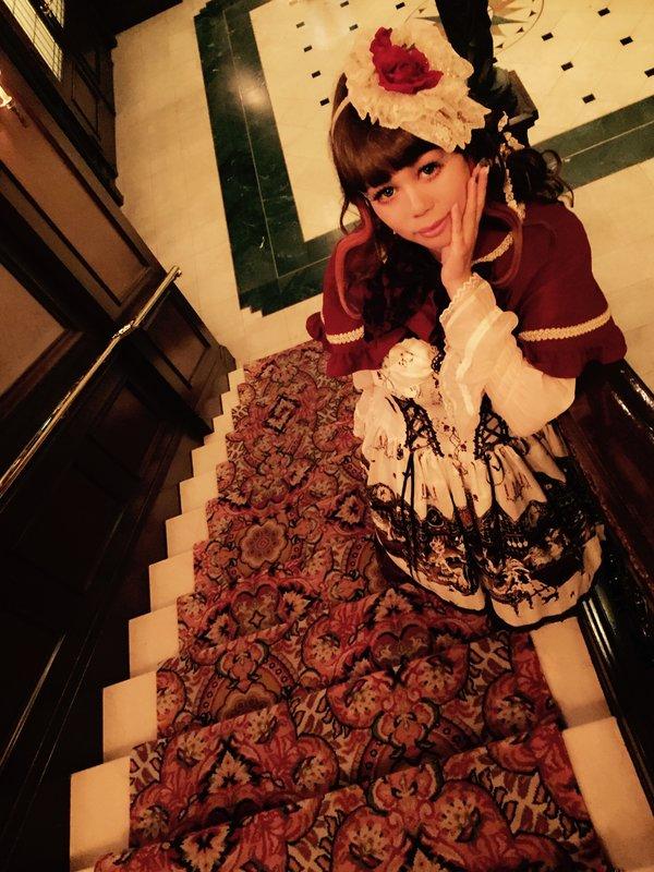 kyuuriの「アリスアンドザパイレーツ」をテーマにしたコーディネート(2016/10/16)