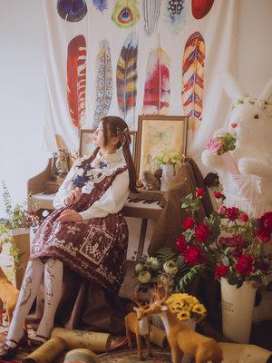 小唯呀の「Lolita」をテーマにしたコーディネート(2018/02/12)