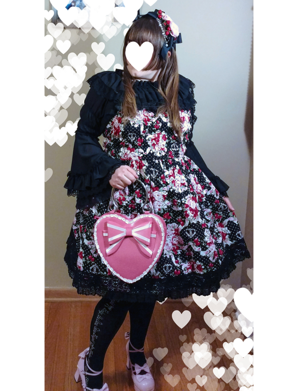 あずき's 「valentine-coordinate-contest-2018」themed photo (2018/02/12)
