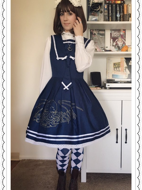 Rikki Rachel's 「Classic Lolita」themed photo (2016/10/18)