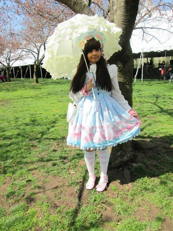 Charlotterose88's 「Angelic pretty」themed photo (2018/02/12)