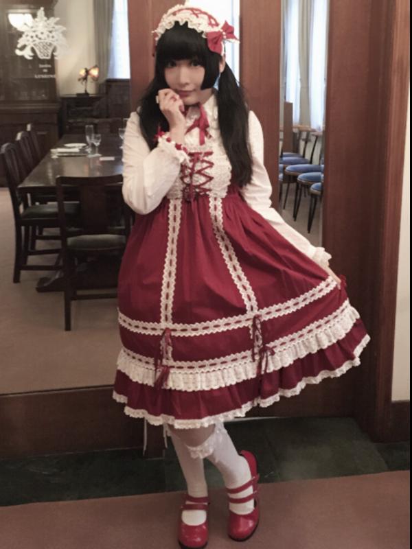 はむか's 「Lolita」themed photo (2018/02/12)