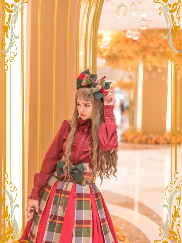 LS像糖一样's 「Lolita」themed photo (2018/02/12)