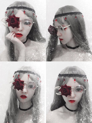 LS像糖一样の「Lolita」をテーマにしたコーディネート(2018/02/12)