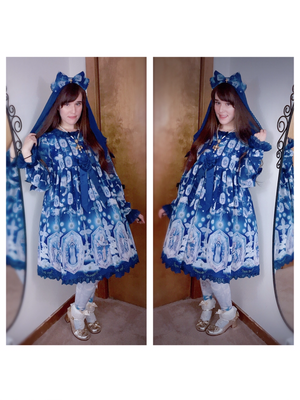 Kay DeAngelis's 「Angelic pretty」themed photo (2018/02/13)