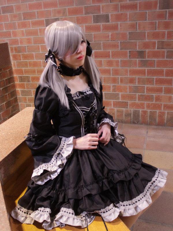 ミサ's 「Lolita」themed photo (2018/02/13)