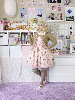 bububun's 「Angelic pretty」themed photo (2016/10/19)