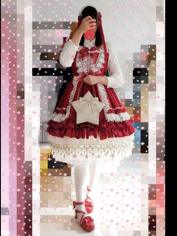 巨人阿雪の「Lolita」をテーマにしたコーディネート(2018/02/13)
