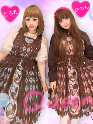 c0r0ta's 「valentine-coordinate-contest-2018」themed photo (2018/02/13)