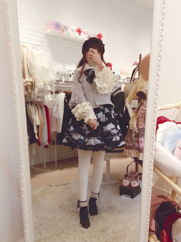 Millenia🐬's 「Angelic pretty」themed photo (2018/02/13)