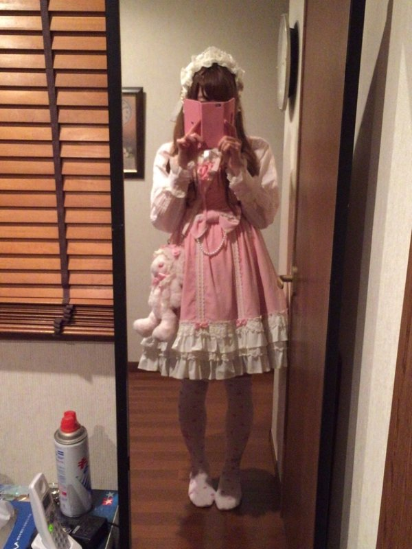 是momo♡以「Angelic pretty」为主题投稿的照片(2016/10/19)