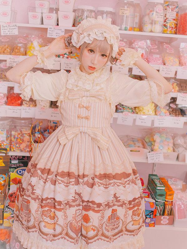 Nadia雅薇Sunの「Lolita」をテーマにしたコーディネート(2018/02/14)