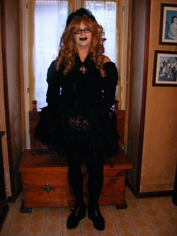 Kyoko Bijouxの「Gothic Lolita」をテーマにしたコーディネート(2018/02/14)