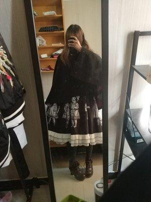 立派的麻久's 「Lolita」themed photo (2018/02/14)