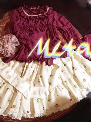 shizumi_nanahoの「meta」をテーマにしたファッションです。(2016/10/22)