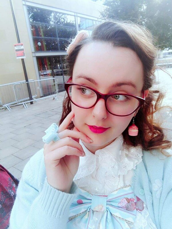 是Cupcake Kamisama以「Angelic pretty」为主题投稿的照片(2016/10/23)