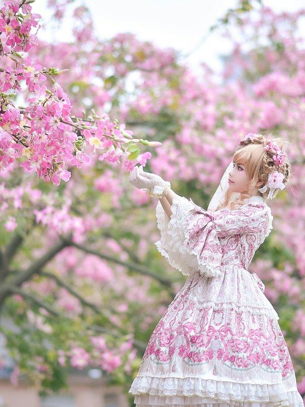 YELL雁雁子's 「Angelic pretty」themed photo (2018/02/15)