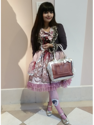 Charlotterose88's 「Lolita」themed photo (2018/02/15)