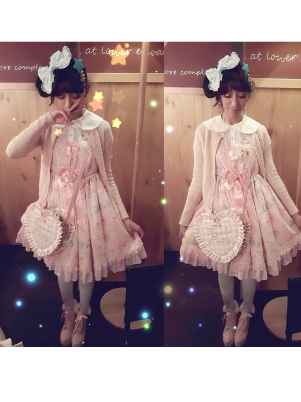 是Fortune Tea Lady以「Angelic pretty」为主题投稿的照片(2018/02/16)