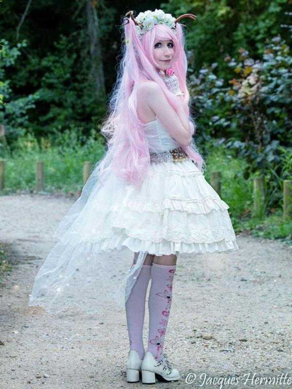 Mew Fairydollの「Fairy lolita」をテーマにしたコーディネート(2018/02/16)