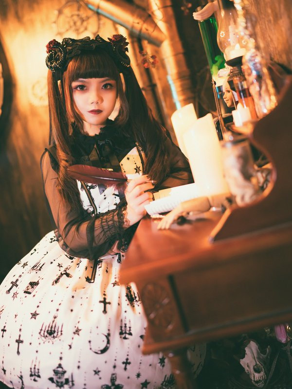 YELL雁雁子's 「Angelic-pretty」themed photo (2018/02/16)