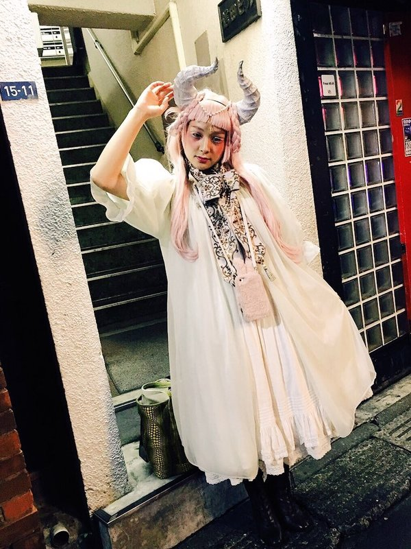 miya's 「Halloween」themed photo (2016/10/23)