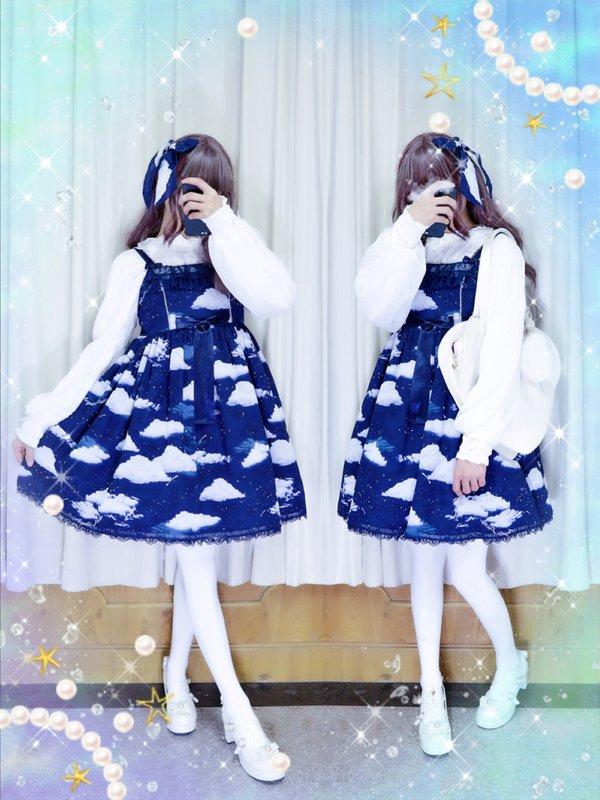 布団子の「Angelic pretty」をテーマにしたコーディネート(2018/02/17)
