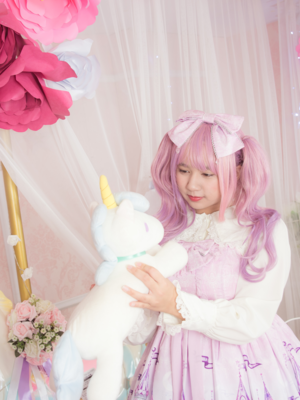 林柔萱's 「Lolita fashion」themed photo (2018/02/17)