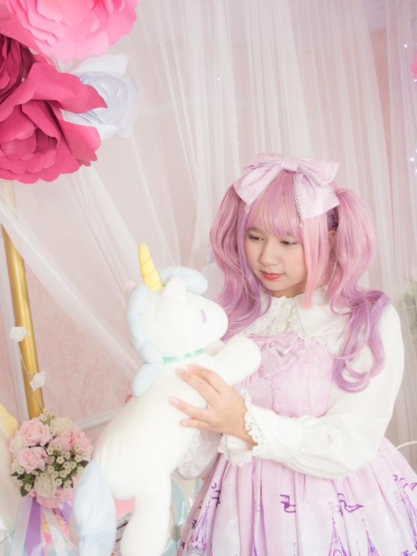 林柔萱's 「Lolita fashion」themed photo (2018/02/17)