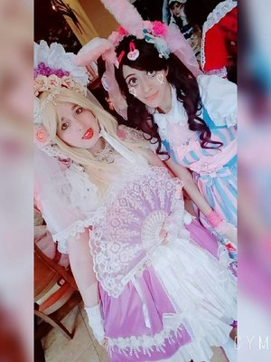@Nanami_py's 「Lolita」themed photo (2018/02/18)