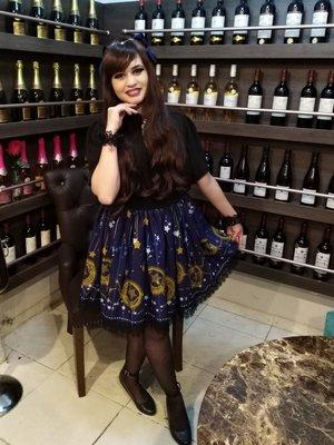 是Alely Cuba 💋以「Lolita」为主题投稿的照片(2018/02/18)