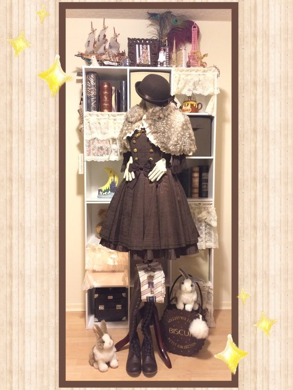Hieronymus Bear's 「Angelic pretty」themed photo (2016/10/24)