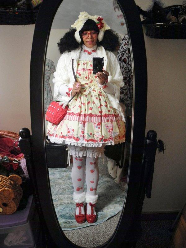 Quilla's 「Angelic pretty」themed photo (2018/02/18)