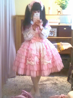 モヨコ's 「Angelic pretty」themed photo (2018/02/18)
