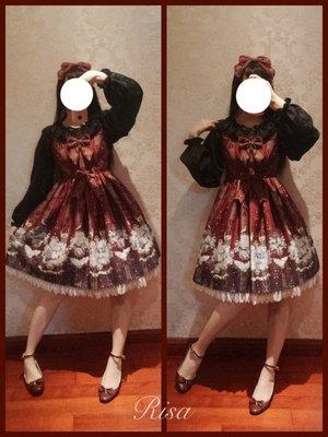 是Risa_以「Lolita」为主题投稿的照片(2018/02/19)