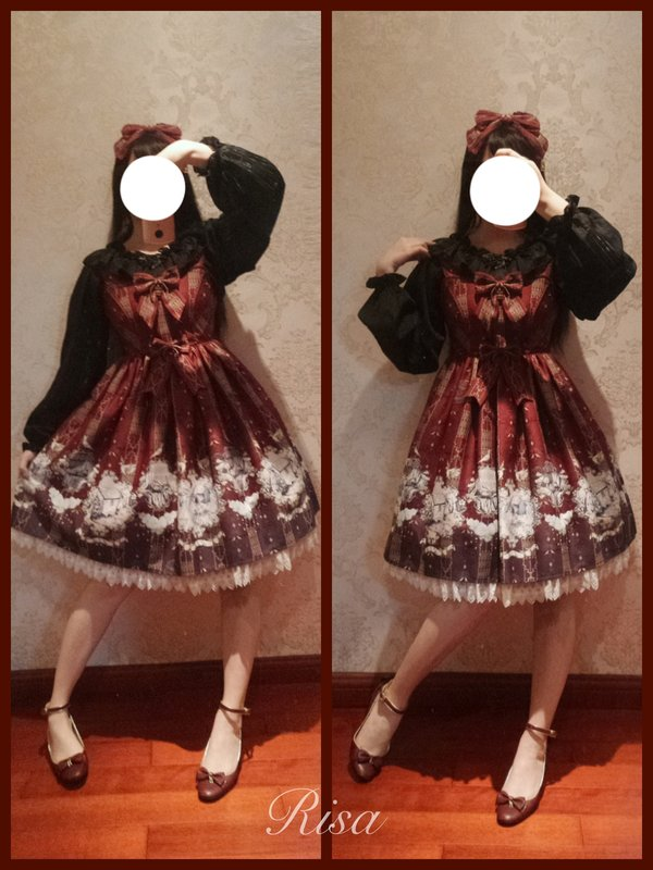 Risa_'s 「Lolita」themed photo (2018/02/19)