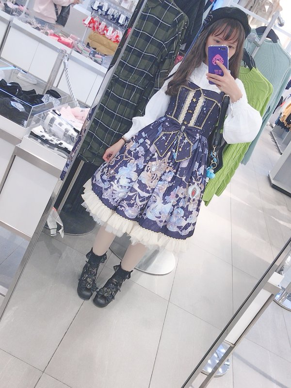 颖颖-颖哥's 「Angelic pretty」themed photo (2018/02/19)
