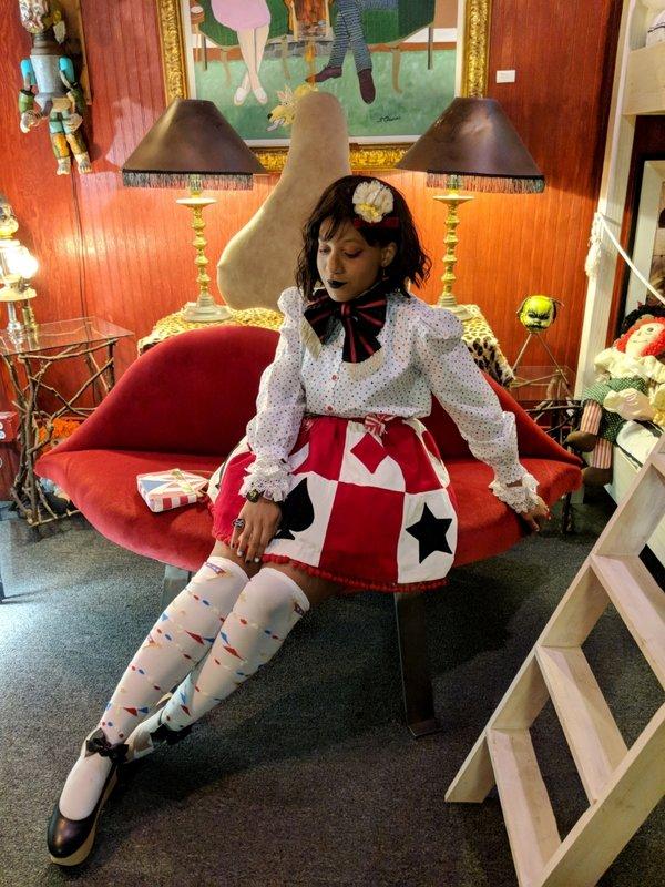 milkcircus の「Angelic pretty」をテーマにしたコーディネート(2018/02/19)
